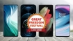 Amazon Great Freedom Sale Discount Offers On Mobiles