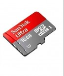 SanDisk Ultra Micro SDHC Card 16GB Class 10