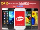 10 Best Pocket Friendly Android KitKat Smartphones Under Rs 5,000 To Buy in India