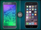 Apple iPhone 6 Vs Samsung Galaxy Alpha: The High-End Rivalry Continues