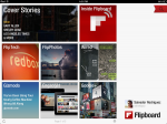 Flipboard Acquires CNN's Zite News Reader App
