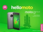 Moto G5 and Moto G5 Plus official renders are out along with complete specifications