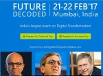 GizBot live from Microsoft Future Decoded 2017, Mumbai (Live Blog)