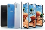 Samsung Galaxy A50 spotted on Samsung India website with a triple camera setup