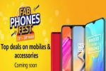 Amazon FAB Phones FEST 25th-28th March: Preview offers on Galaxy M30, Vivo V15 and more