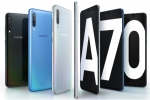 Samsung Galaxy A70 vs other smartphones offering best battery backup under Rs. 25,000