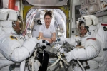 Three Astronauts Return To Earth After 204 Days Aboard International Space Station