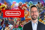 Nick Chavez took charge of SVP of Sales & Marketing at Nintendo America
