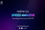 Realme 3 Pro launch: Watch the live stream here