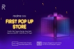 Realme to open its first ever pop-up store in India on April 27