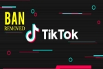 TikTok makes a come back in India, Madras High Court lifts ban on downloading