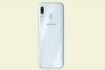 Samsung Galaxy A30 White Color Option Costs Rs. 15,490; Available For Sale Online
