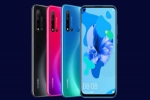 Huawei nova 5i VS Other Quad Camera Smartphones