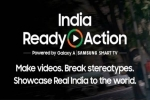 Samsung India Ready Action Achieved 161.8 Million Engagements On Social Media