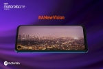 Motorola One Vision Launch Live Update: Everything you need to know