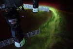 NASA Astronaut Chronicles Southern Lights From ISS