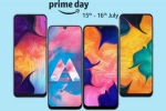 Amazon Prime Day Sale – Offers On Select Samsung Smartphones