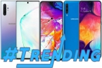 Most Trending Samsung Smartphones – Galaxy Note10, Galaxy A50, Galaxy A90 And More