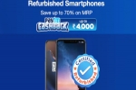 Paytm Mall Offers On Certified Refurbished Mobile – Grab Used Phones At Half Price