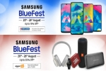 Samsung Blue Fest Offers – Get Discounts On Smartphones, TVs, Headphones And More