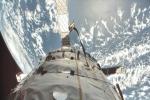 Dead Russian Satellite Debris Might Be Huge Threat To Genesis II Spacecraft