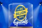 Flipkart Big Billion Days Offers: Mobile Offers Schedule Days