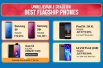 Flipkart Big Billion Days Sale: Irresistible Discounts On Premium Smartphones