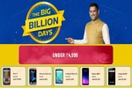 Flipkart Big Billion Days Sale: Offers On Budget Smartphones Under Rs. 4,999