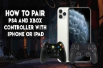 How To Pair PS4 And Xbox Controller With iPhone or iPad