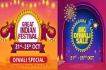 Flipkart And Amazon Diwali Sale: Up To 50% On Budget Smartphones Under Rs. 5,000