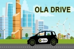 Rent A Car From The Ola App - Ola Drive Self-Drive Car-Sharing Service Launched In India