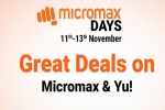 Flipkart Micromax Days Sale: Great Deals On Smartphones