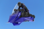 JetPack Aviation Developing Flying Motorbike That Can Reach 400MPH