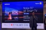 Nokia 55-inch 4K UHD Smart TV Announced In India: Sale Starts December 10 On Flipkart