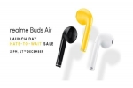 Realme Buds Air Hate-To-Wait Sale Announced: Will Be Available From The Launch Day