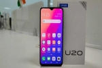 Vivo U20 Launched With 8GB RAM In India: Price And Offers