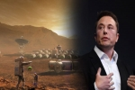 Elon Musk Plans To Populate Mars By Sending One Million People By 2050