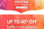 Budget Smartphones You Can Buy At Attractive Discount During Amazon Holi Days Sale