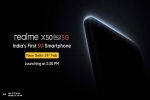 Realme X50 Pro 5G Set To Go Live Today In India: Watch The Live Stream Here