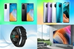 Week 14, 2020 Launch Roundup: Huawei P40, Galaxy A31, Redmi K30 Pro, Redmi Note 9S, Axon 11 And More