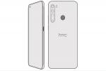 HTC Desire 20 Pro Design Renders: Quad-Camera, Rear Fingerprint Scanner And Punch-Hole Display
