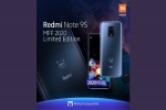 Redmi Note 9S MFF 2020 Limited Edition Announced: What's New