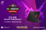 ASUS Announces E-Gaming Tournament ROG Showdown With $300 Prize Pool