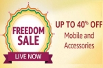Amazon Freedom Sale 2020: Up to 40% Off On Smartphones
