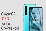 OnePlus Nord Gets Oxygen OS Update; New Features To Check Out