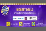 Flipkart Big Billion Days End Date Sale 2020: Heavy Discounts On Budget Smartphones Under Rs. 10,000
