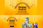Samsung Grand Diwali Fest Offers 2020: Up To 60% Off On Smartphones, Laptops, Smart TVs And More
