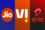 Airtel, Reliance Jio, Vi Work From Plans That Offer Data Up To 100GB