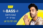 Amazon pTron Bass Days Sale Upto 70% Off On Earphones, Earbuds And More