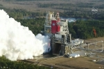 NASA Ignites Moon Rocket For Crucial Tests; Lookout For Heavy-Lift Rockets Alternatives